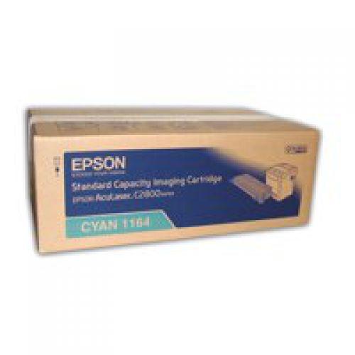 Epson C13S051164 1164 Cyan Toner 2K