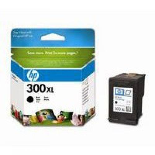 HP CC641EE 300XL Black Ink 12ml