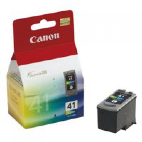 Canon 0617B001 CL41 Colour Printhead 12ml