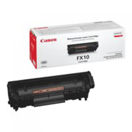 Canon 0263B002 FX10 Laser Fax Toner 2K