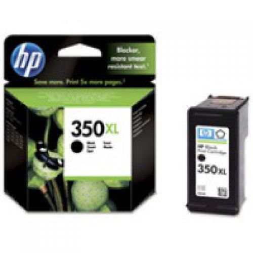 HP CB336E 350XL Black Ink 25ml