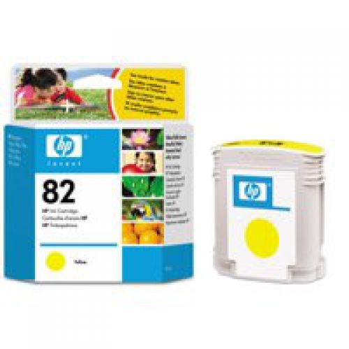 HP C4913A 82 Yellow Ink 69ml