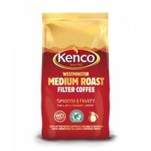 Kenco Westminster Medium Roast Filter Coffee 1kg