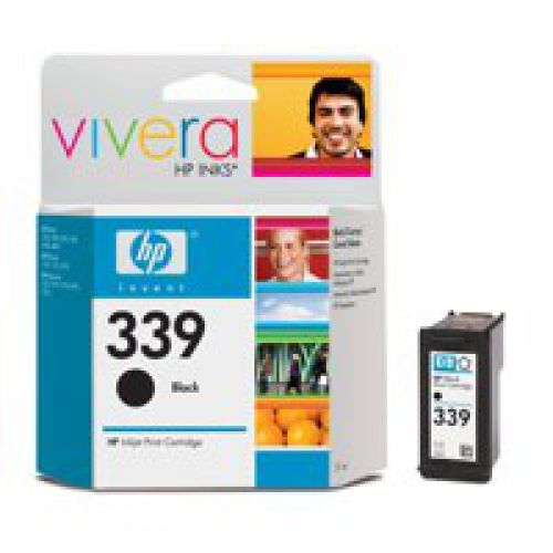 HP C8767E 343 Black Ink 7ml
