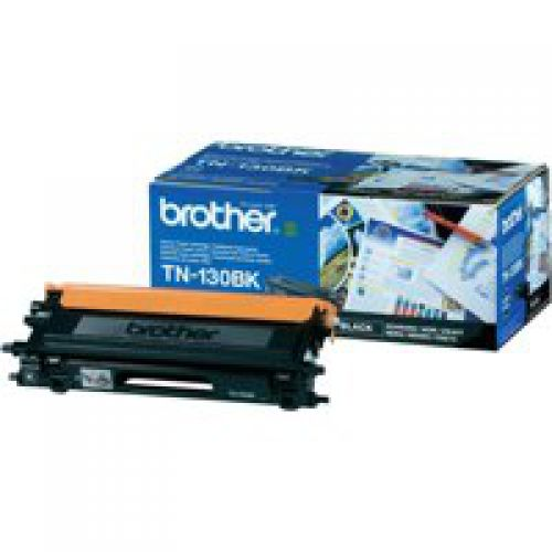 Brother TN130BK Black Toner 2.5K