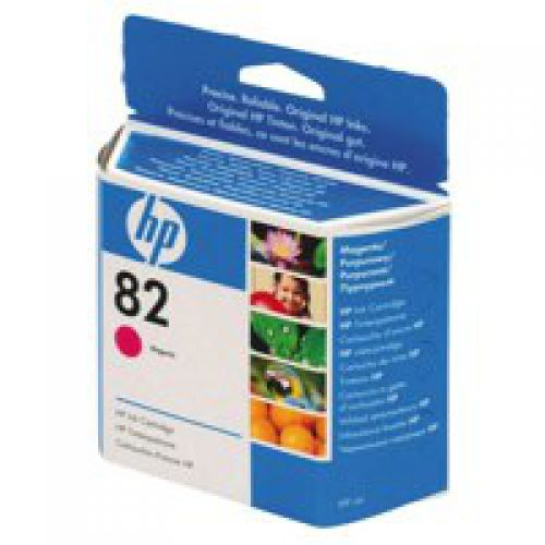 HP C4912A 82 Magenta Ink 69ml
