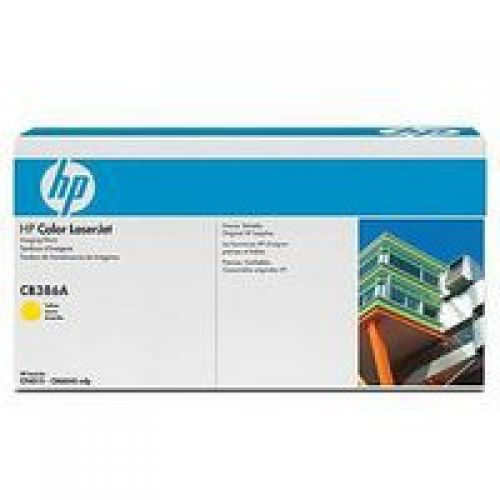 HP CB386A 824A Yellow Drum 35K
