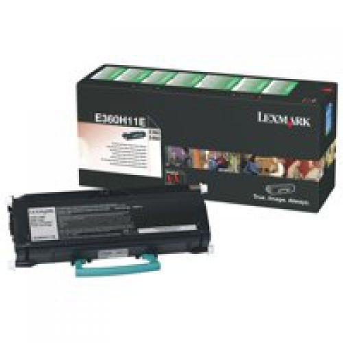 Lexmark T360H11E Black Toner 9K