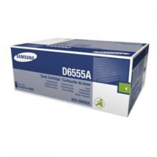 Samsung SCX D6555A Black Toner 25K