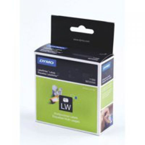 Dymo LabelWriter Multi-purpose Labels White Removable 57x32
