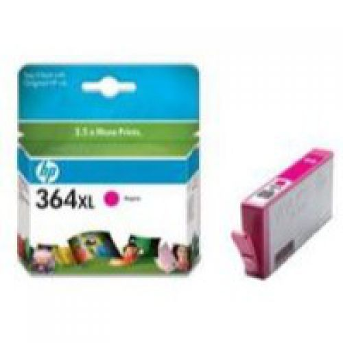 HP CB324E 364XL Magenta Ink 7ml