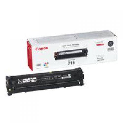 Canon 1980B002 716 Black Toner 2.3K