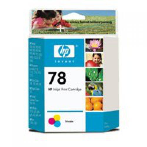 HP C6578D 78 Tricolour Ink 19ml