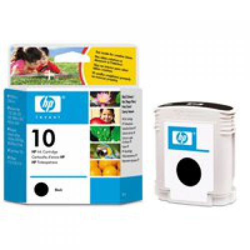 HP C4844A 10 Black Ink 69ml