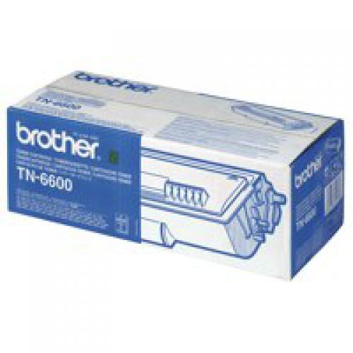 Brother TN6600 Black Toner 6K