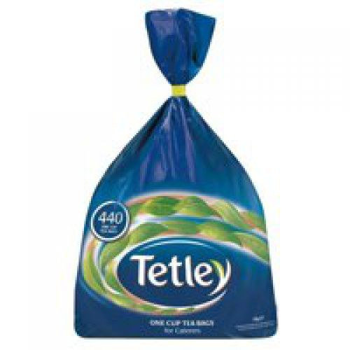 Tetley One Cup Teabags High Quality Tea PK440
