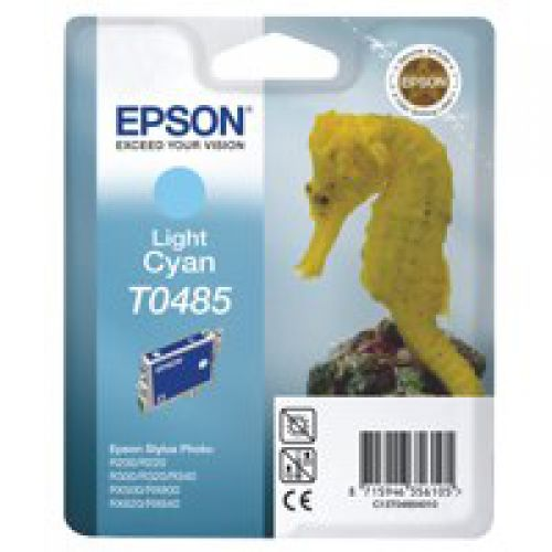 Epson C13T04854010 T0485 Light Cyan Ink 13ml