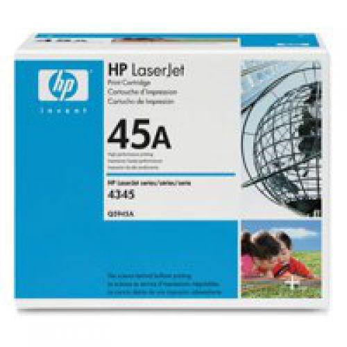 HP Q5945A 45A Black Toner 18K