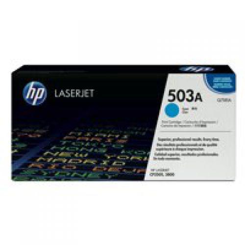 HP Q7581A 503A Cyan Toner 6K