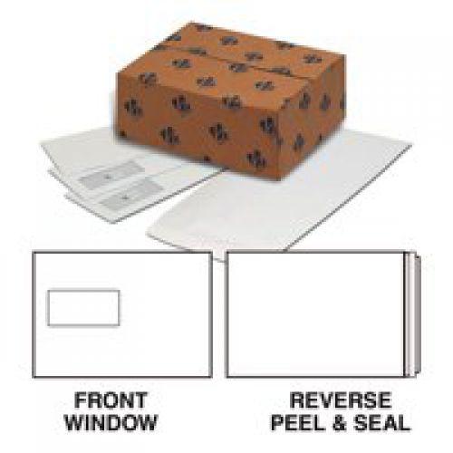 Image for Basildon Bond Pocket Peel and Seal Wndow 120gsm WT C5 PK500