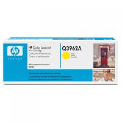 HP Q3962A 122A Yellow Toner 4K