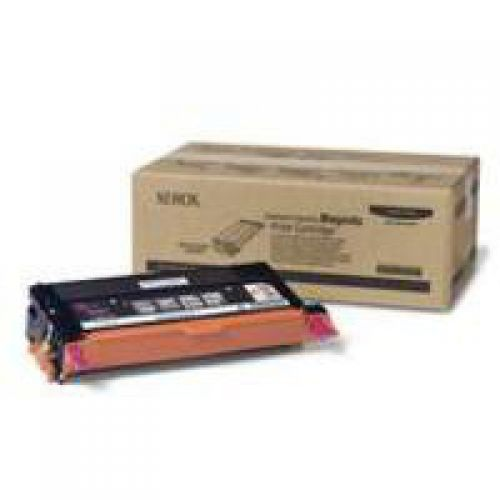 Xerox Phaser 6180 Magenta Toner Cartridge