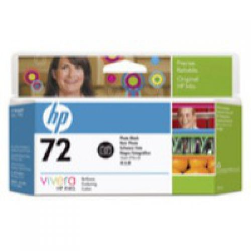 HP C9370A 72 Photo Black Ink 130ml