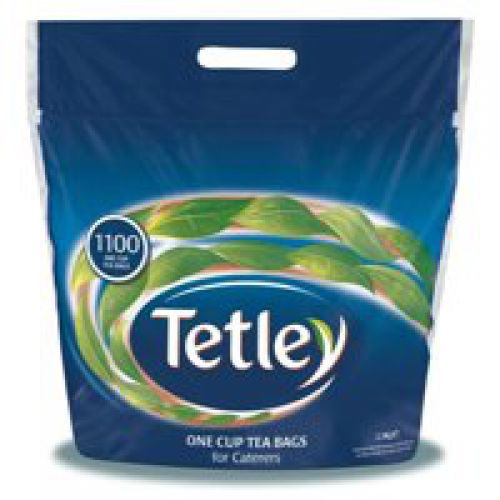 Tetley One Cup Teabags High Quality Tea PK1100