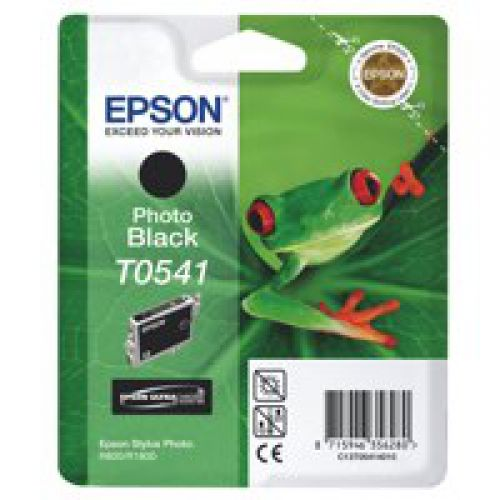 Epson C13T05414010 T0541 Black Ink 13ml