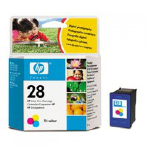 HP Colour Ink Cartridge 3320/3420 No28