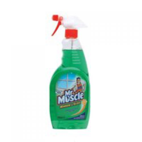 Mr Muscle Window and Glass Cleaner Spray Bottle 750ml 1003009