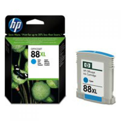 HP C9391A 88XL Cyan Ink 17ml