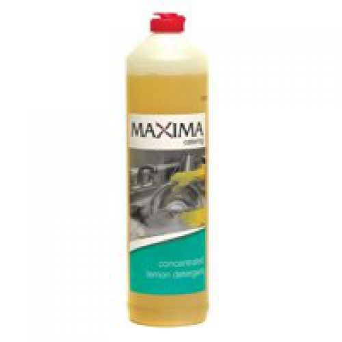 Maxima Lemon Washing Up Liquid 1Ltr