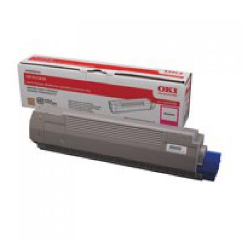 OKI 44059106 Magenta Toner 8K