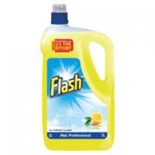 Flash All Purpose Lemon 5 Litre