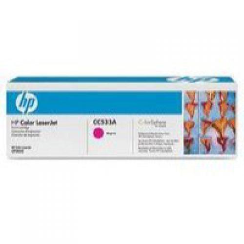 HP CC531A 304A Magenta Toner 2.8K