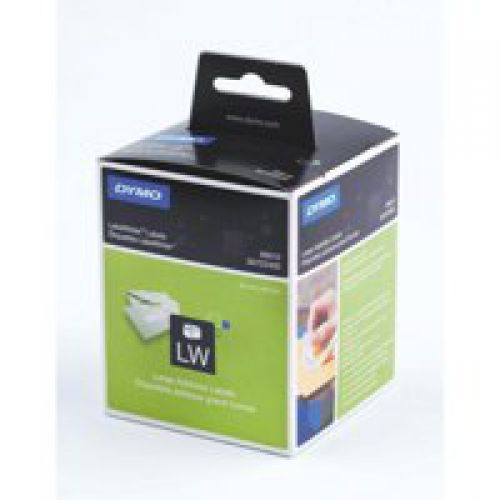 Dymo Large Address Label 38x89mm 99012 260 per Roll PK2