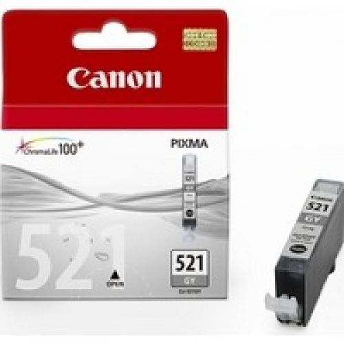 Canon 2937B001 CLI521 Grey Ink 9ml