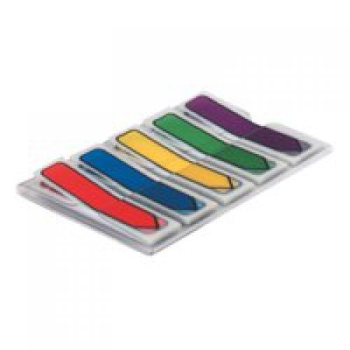 Post-it Index Arrows 12mm 100 Tabs 5 Colours 684-ARR1