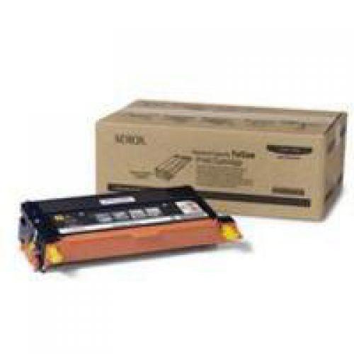 Xerox 113R00721 Yellow Toner 2K