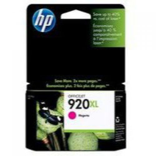 HP CD973AE 920XL Magenta Ink 8ml