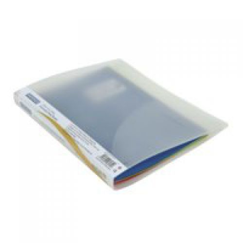 Rapesco 15mm 2 Ring Oversized Ring Binder A4 Clear