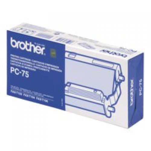 Brother PC75 Thermal Transfer Ribbon 144