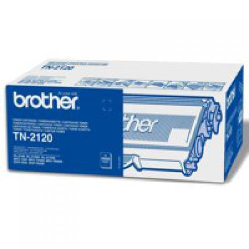 Brother TN2120 Black Toner 2.6K