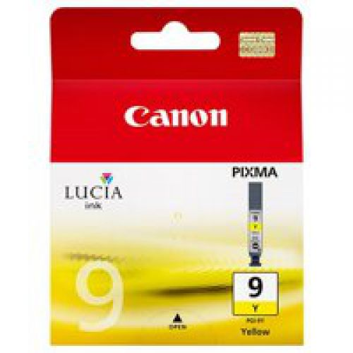 Canon 1037B001 PGI9 Yellow Ink 14ml