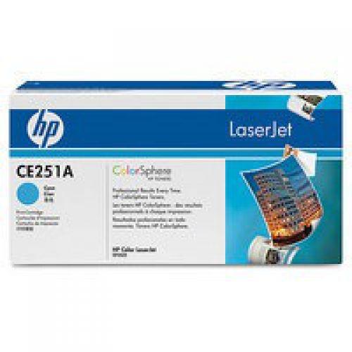 HP CE251A 504A Cyan Toner 7K