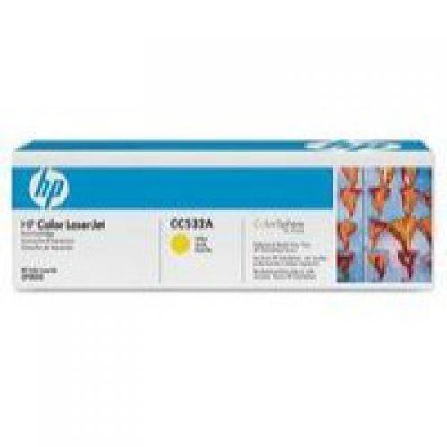 HP CC531A 304A Yellow Toner 2.8K