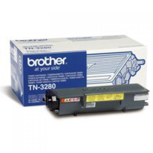 Brother TN3280 Black Toner 8K