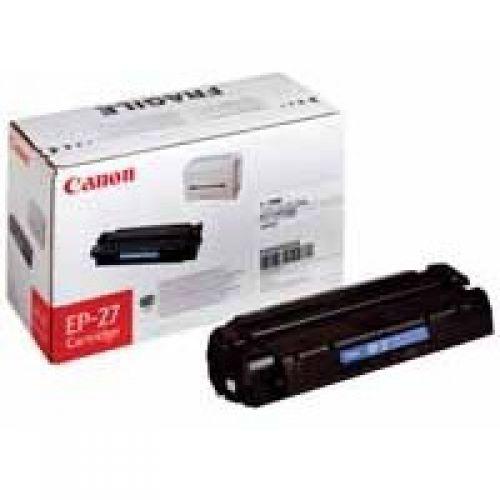 Canon 8489A002 EP27 Black Toner 2.5K