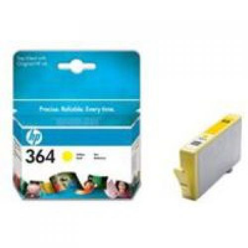 HP CB320E 364 Yellow Ink 3ml